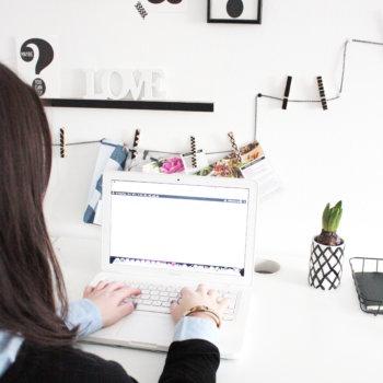 DIY Blog Rosy & Grey