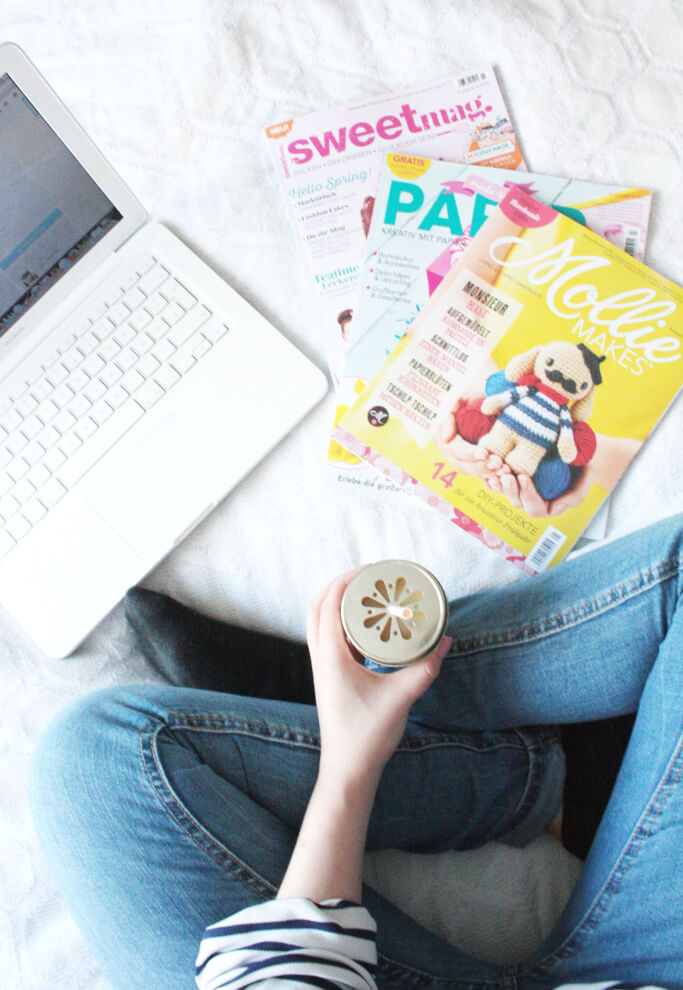 Blogging Tipps inspiriert bleiben