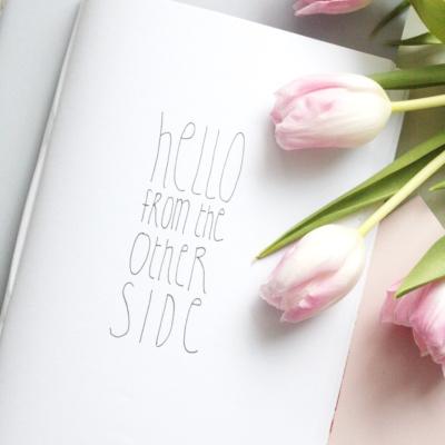 Handlettering Tipps 4: Condensed Fonts lernen
