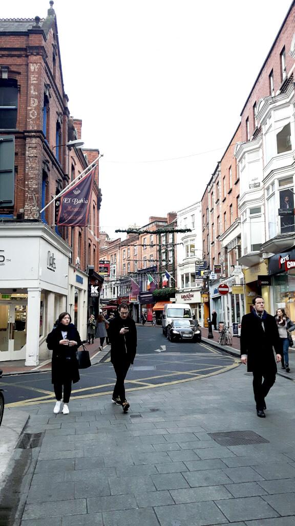 Auslandssemester in Dublin Woche 1