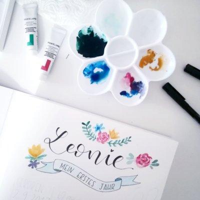 7 inspirierende Instagram-Accounts zu Lettering & Aquarell