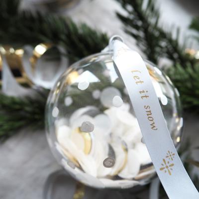 Weihnachtstisch Deko selbermachen & Gewinnspiel