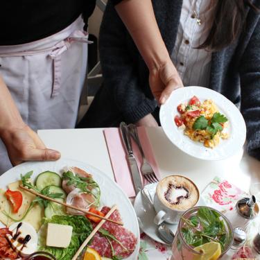 Frühstückscafes München Cafe Lotti