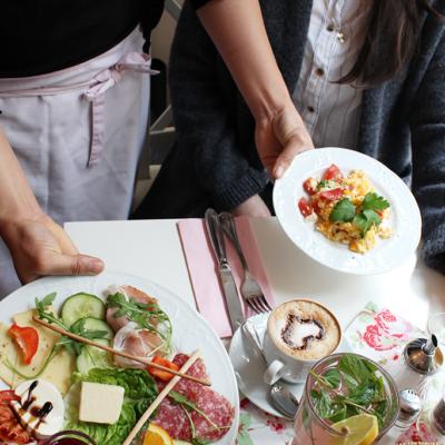 Lieblinge: 3 Frühstückscafés in München