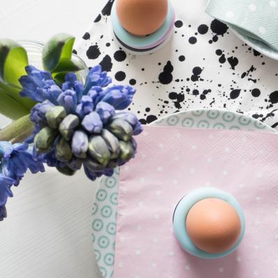 DIY: Eierbecher aus FIMO selbermachen