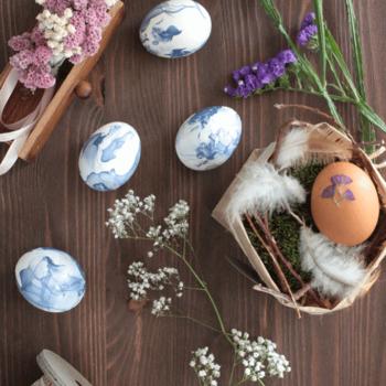 Last Minute Ostern DIY-Ideen