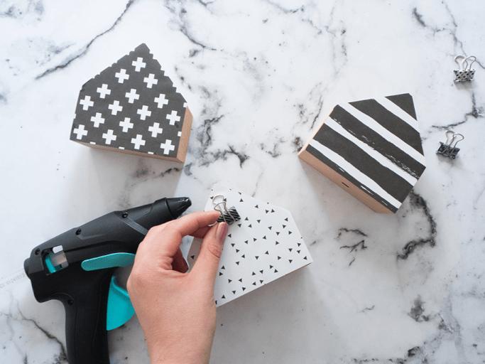 DIY Zettelhäuschen selbermachen DIY Blog