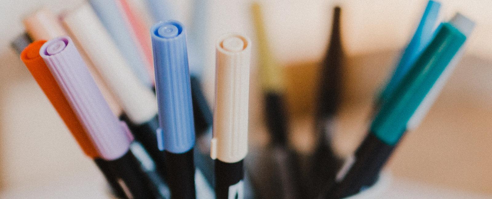 Meinen kostenlosen Brush Pen Guide herunterladen