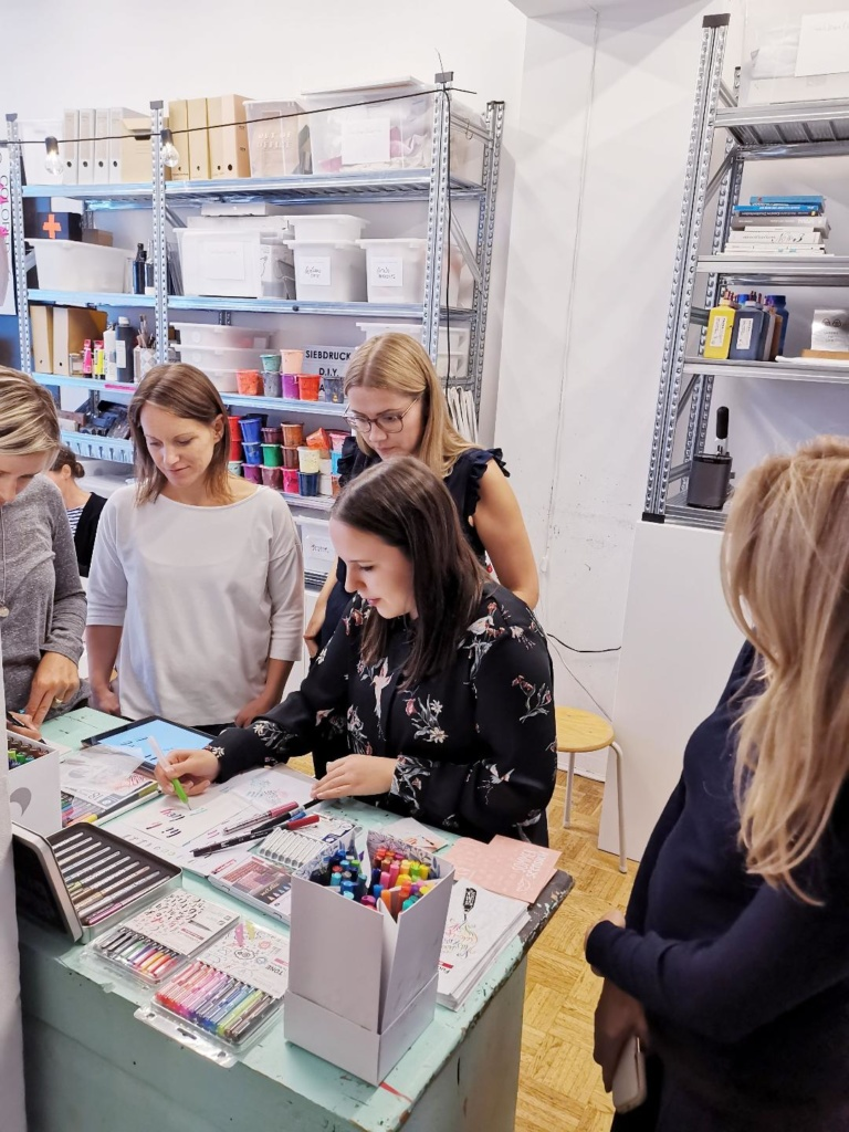 Lettering Workshop München