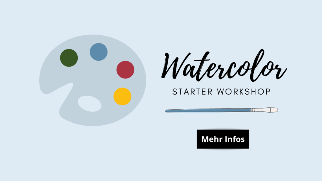 Watercolor Starter Workshop