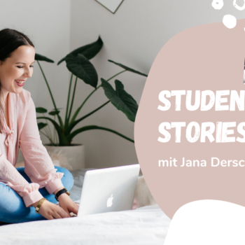 Student Stories Interview: Jana