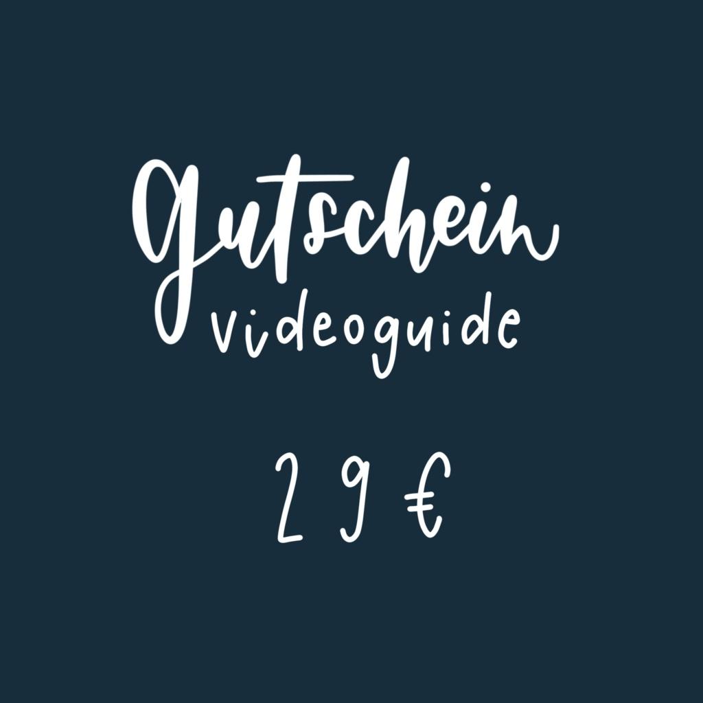 Gutschein Videoguide Rosy & Grey