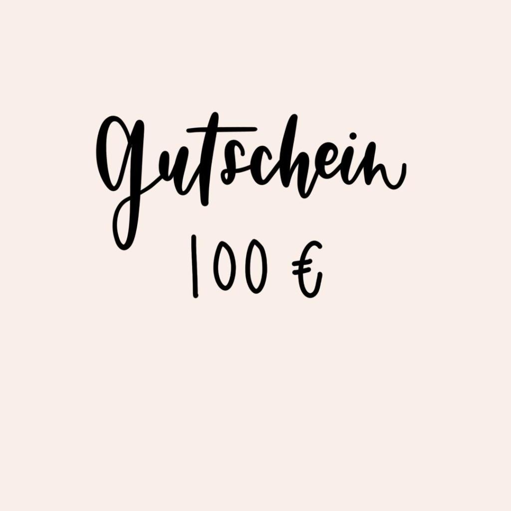 Rosy & Grey Gutschein 100 €