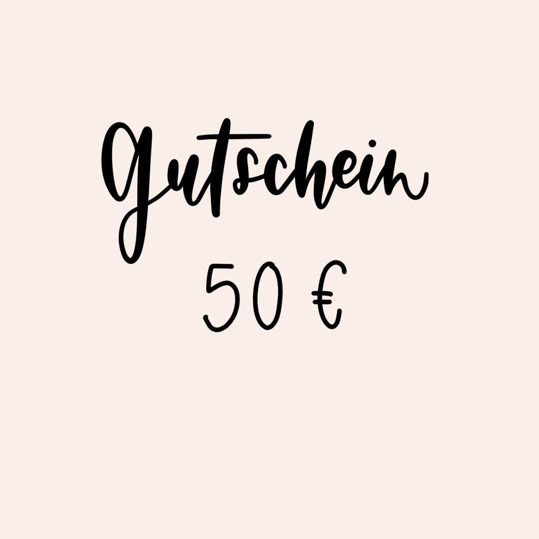 Rosy & Grey Gutschein 50 €