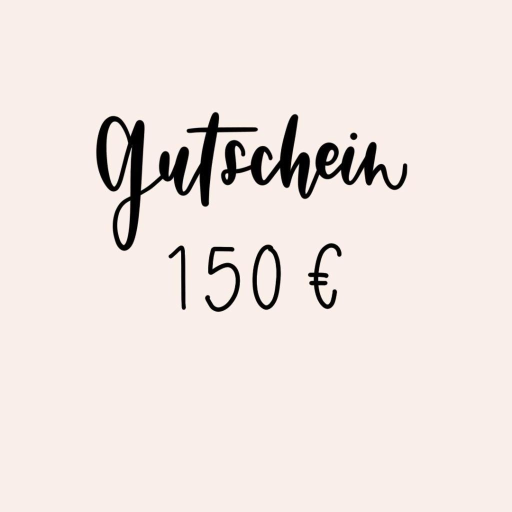 Rosy & Grey Gutschein 150 €